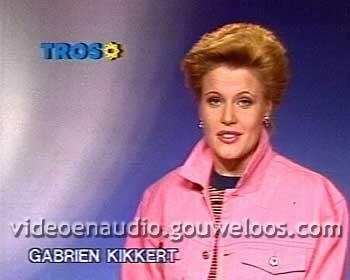 TROS - Omroepster Gabrien Kikkert (1988).jpg