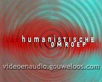 Humanistiche Omroep - Leader Rode en Groene Cirkels met Mond (1998).jpg
