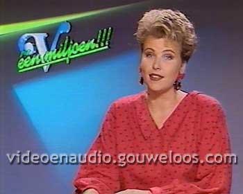 Veronica - Anita Witzier, Programmaoverzicht (1 Miljoen) (1988).jpg
