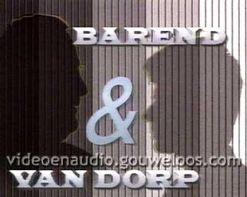 Match Barend & van Dorp Opening (1991).jpg