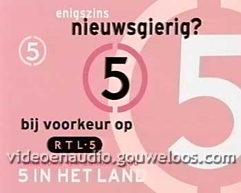 RTL5 - 5 In Het Land Promo (1999).jpg