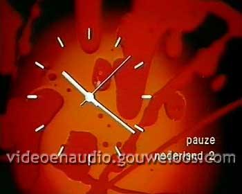 Nederland 2 - Pauze Klok (1985).jpg